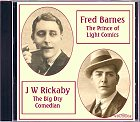 Fred Barnes and J W Rickaby CD