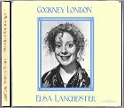 Elsa Lanchester - Cockney London CD