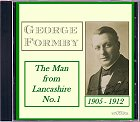 George Formby No.1 CD