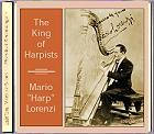 Mario Harp Lorenzi - The King of Harpists - VAR76