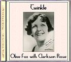 Olive Fox with Clarkson Rose - Twinkle
