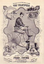 Fred Coyne - The Velocipede